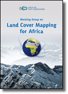 Land Cover Mapping for Africa Brochure cover