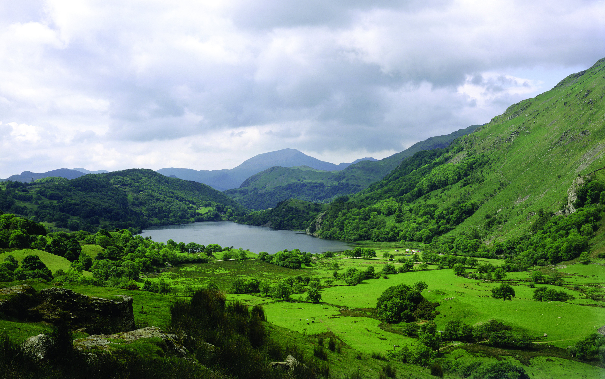 Welsh countryside. Photo: Defra.