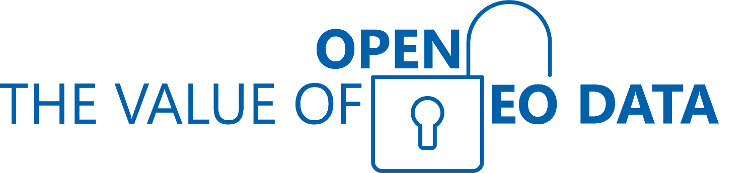 Open EO Data logo