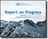 2011-2013 Report on Progress